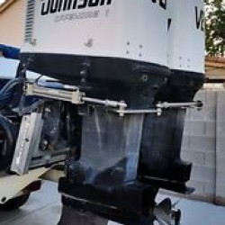 Johnson outboard V8
